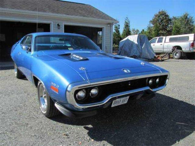1971 Plymouth Road Runner | 942101