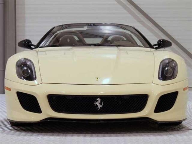 2011 Ferrari 599 GTO | 942103