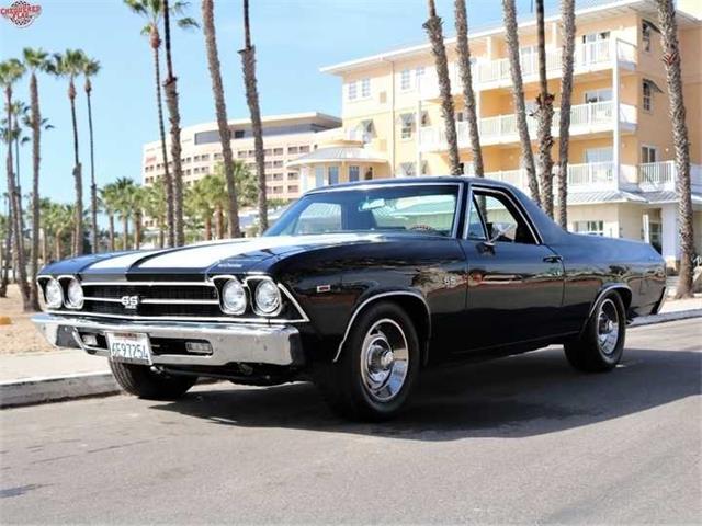 1969 Chevrolet El Camino SS 396 | 942104