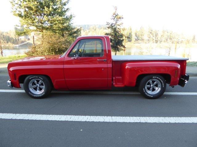 1977 Chevrolet C/K 10 stepside | 942108