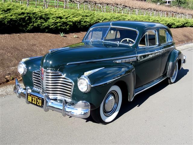 1941 Buick Super Series 50 | 942118