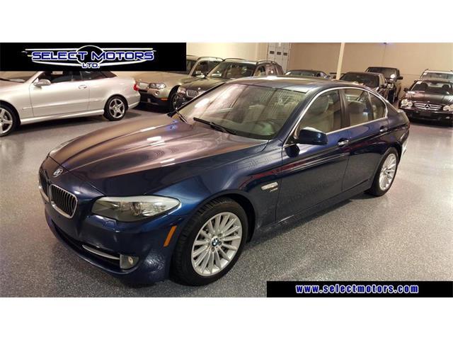 2011 BMW 5 Series | 942130