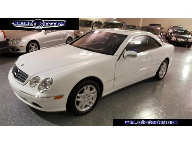 2000 Mercedes-Benz CL-Class | 942131