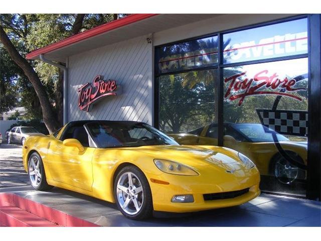 2005 Chevrolet Corvette | 942133
