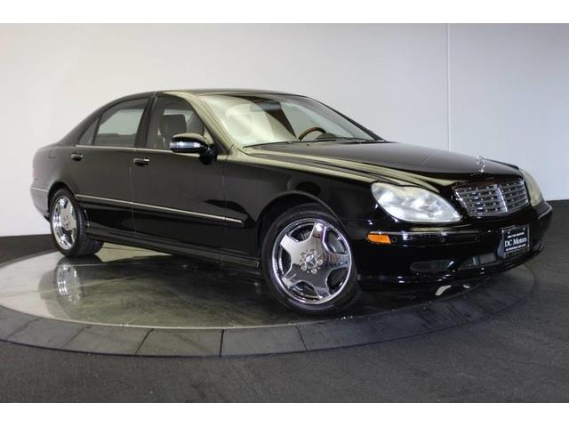 2002 Mercedes-Benz S-Class | 942136
