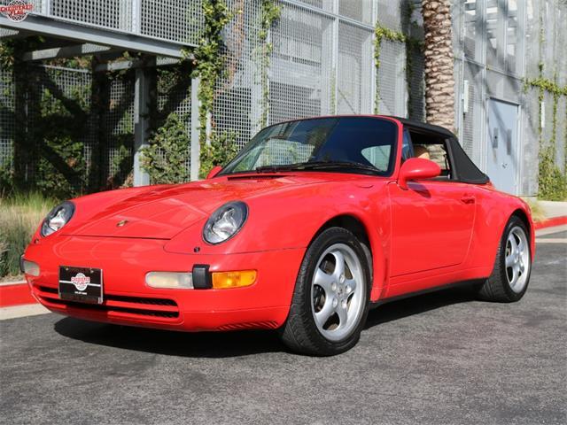 1997 Porsche 911 | 942140