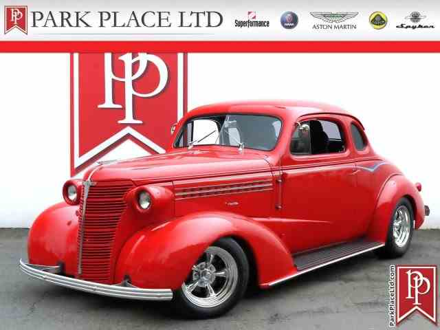 1938 Chevrolet Business Coupe | 942142