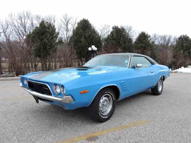 1973 Dodge Challenger | 942149