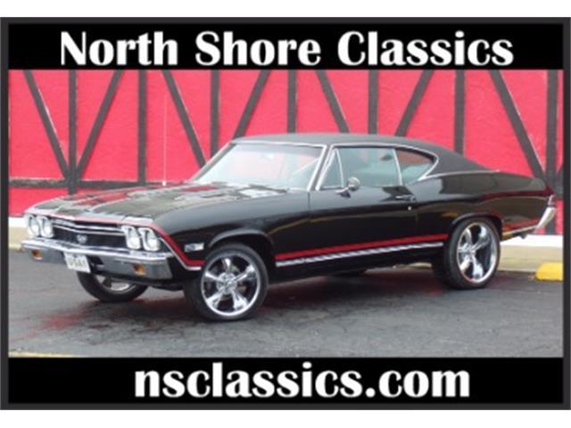 1968 Chevrolet Chevelle | 940215