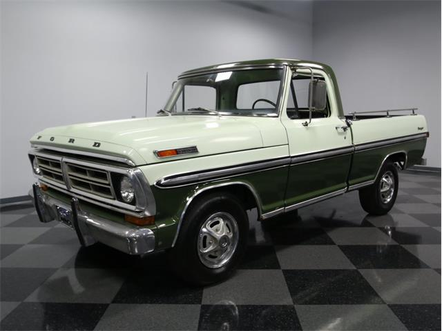 1972 Ford F100 | 942154