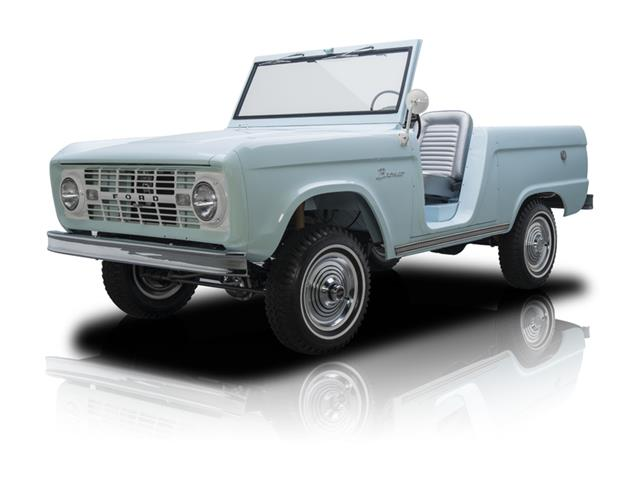 1966 Ford Bronco Roadster U13