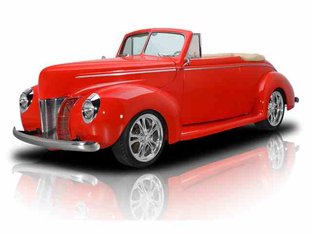 1940 Ford Convertible | 942159