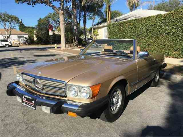 1985 Mercedes-Benz 380SL | 942160