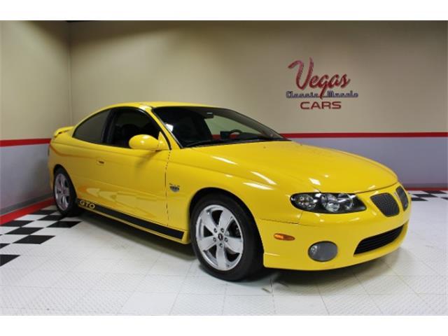 2004 Pontiac GTO | 942161