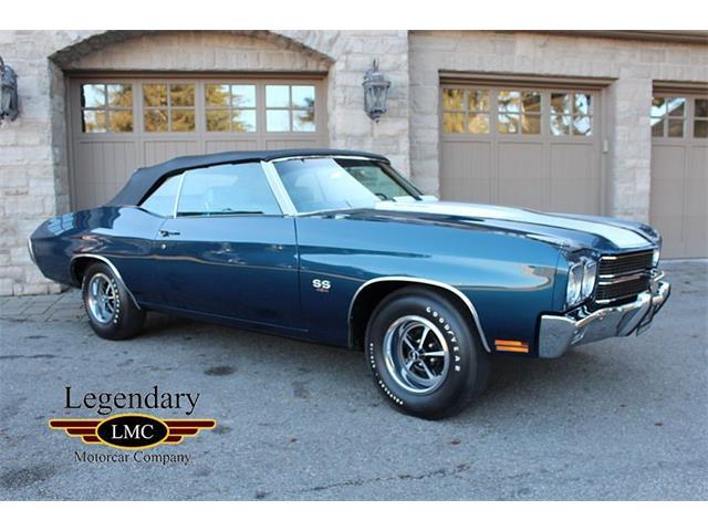 1970 Chevrolet Chevelle SS | 942164