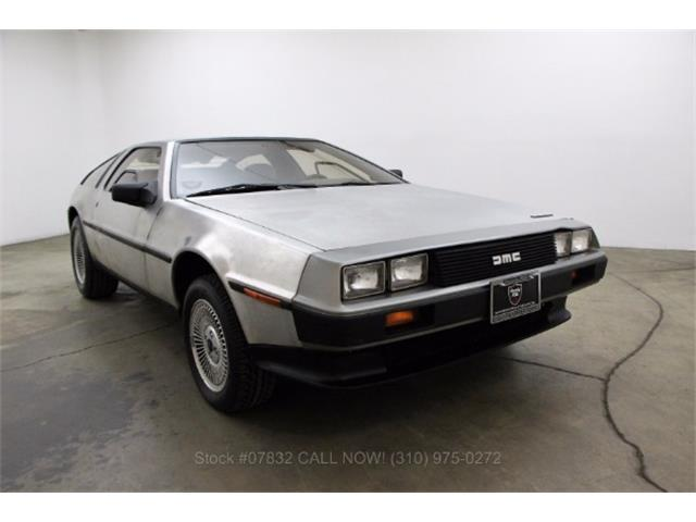 1982 DeLorean DMC-12 | 942167