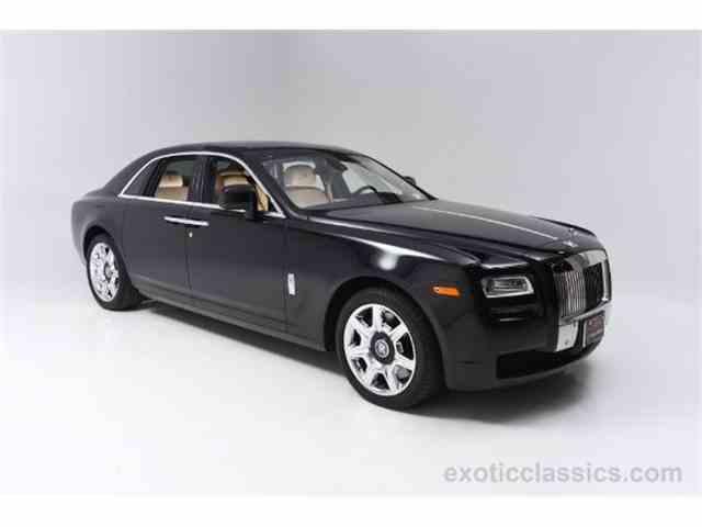 2011 Rolls-Royce Silver Ghost | 942174