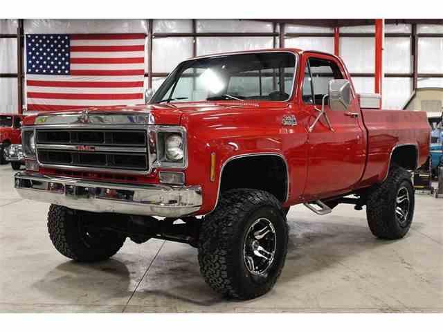 1976 GMC Sierra | 942180