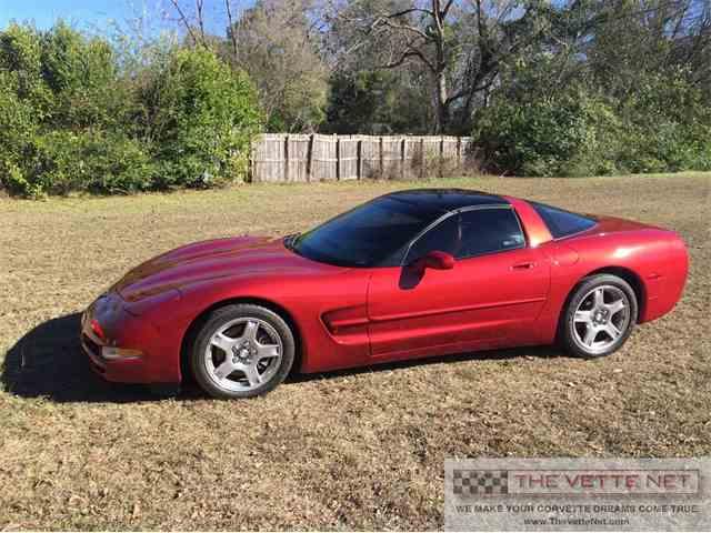 1998 Chevrolet Corvette | 942188