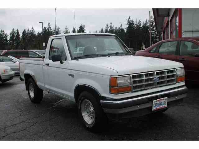 1992 Ford Ranger | 940219