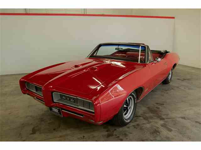 1968 Pontiac GTO | 942190