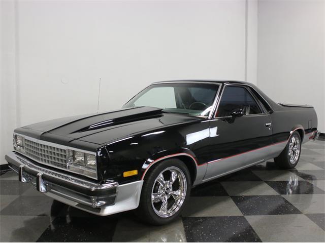 1985 Chevrolet El Camino SS | 942191