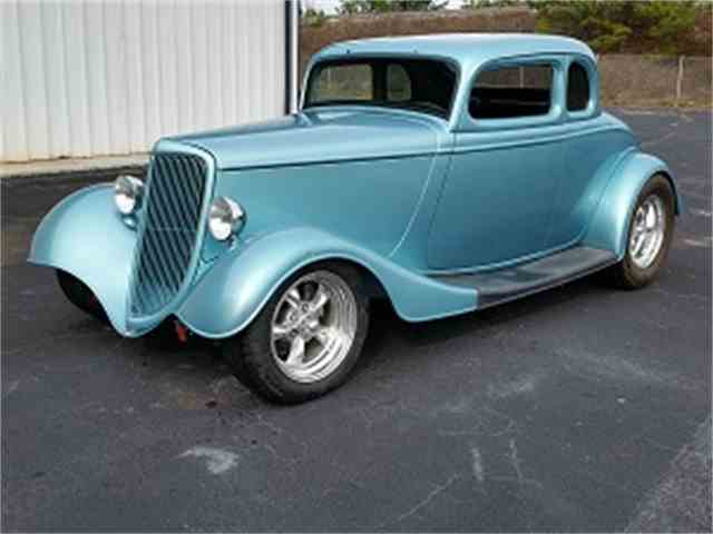 1934 Ford Coupe | 942195