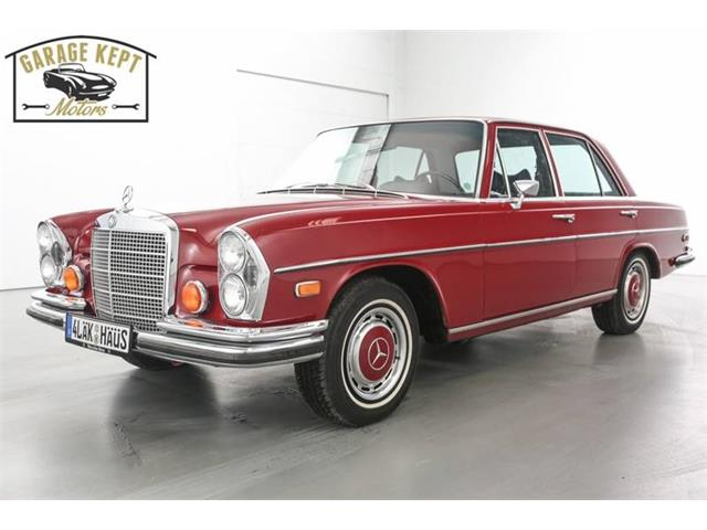 1970 Mercedes-Benz 280S | 942198