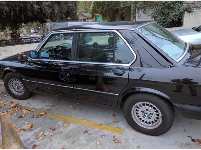 1984 BMW 528e | 940022