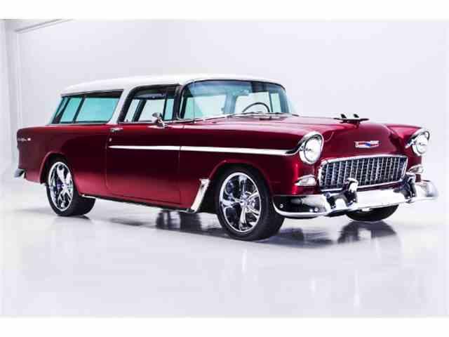 1955 Chevrolet Nomad | 942202