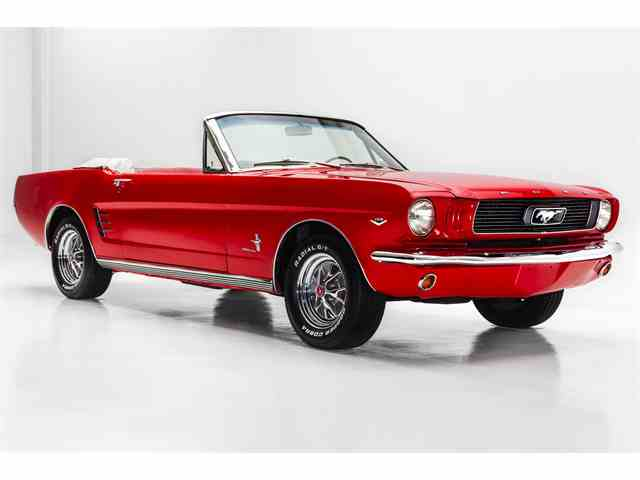 1966 Ford Mustang | 942205