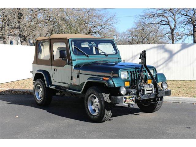 1993 Jeep Wrangler | 942207