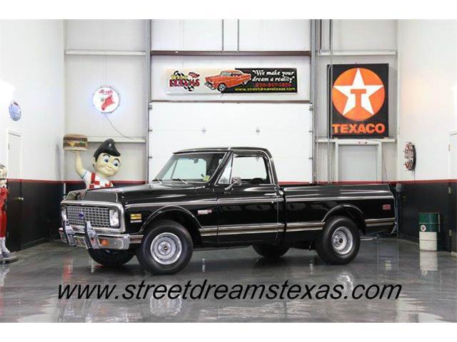 1972 Chevrolet C/K 10 | 942211