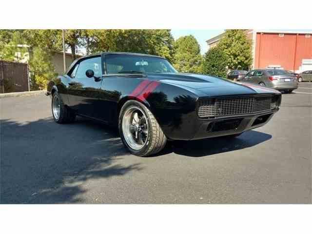 1968 Chevrolet Camaro | 942228