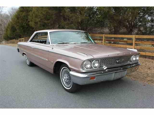 1963 Ford Galaxie 500 XL | 942235