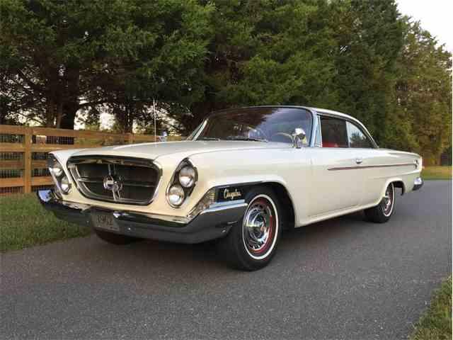 1962 Chrysler 300 | 942236