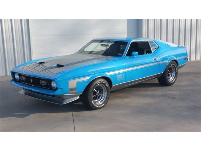 1971 Ford Mustang | 942242