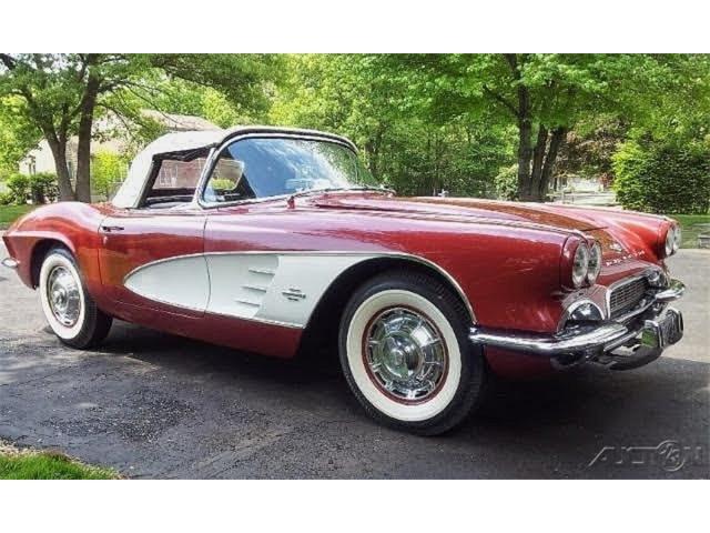 1961 Chevrolet Corvette | 942244