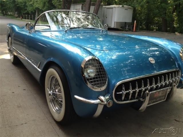 1953 Chevrolet Corvette | 942257