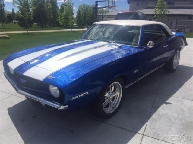 1969 Chevrolet Camaro   942261