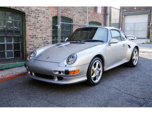 1997 Porsche 911 Turbo S | 942264