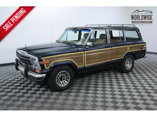 1989 Jeep Wagoneer | 942278