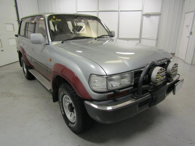 1990 Toyota Land Cruiser FJ | 942284