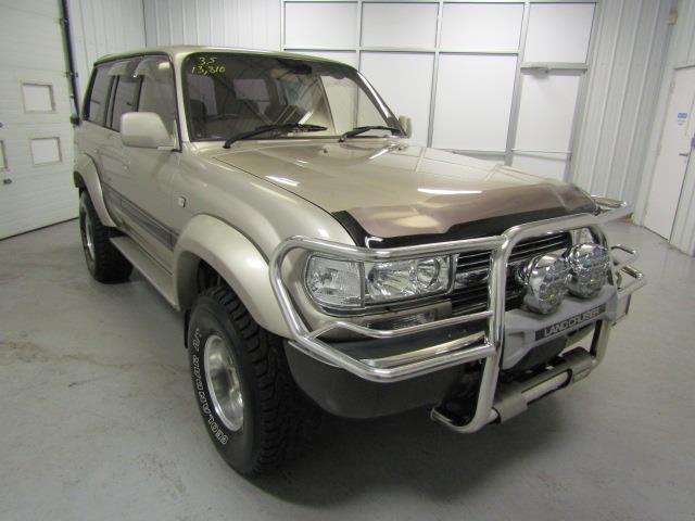 1990 Toyota Land Cruiser FJ | 942285