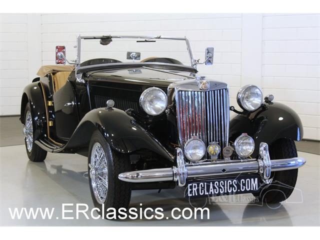 1952 MG TD | 942287