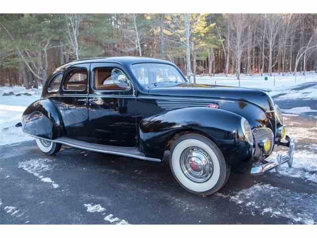 1938 Lincoln Zephyr | 942291