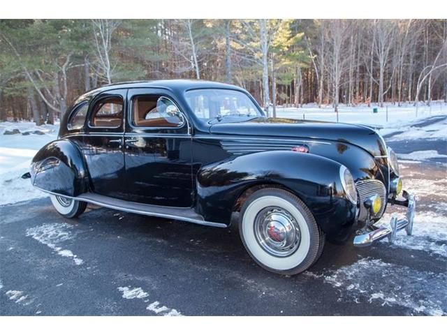 1938 Lincoln Zephyr | 942291