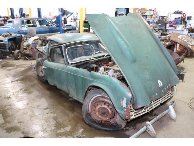 1962 Triumph TR4 | 942297