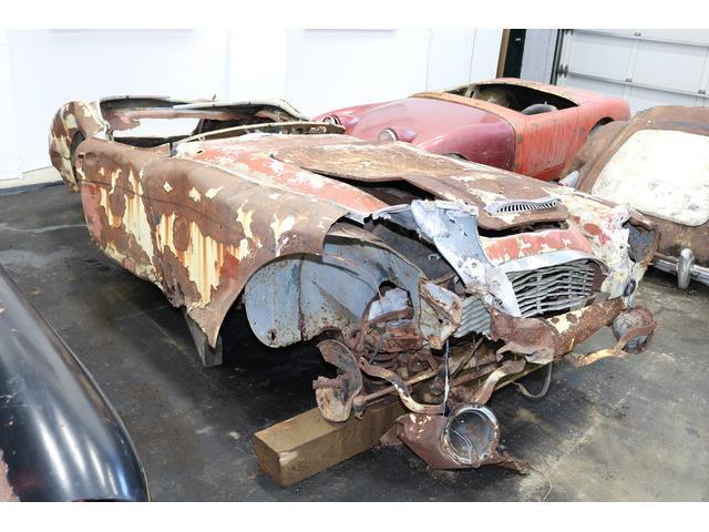 1961 Austin-Healey 3000 MK1 | 942298