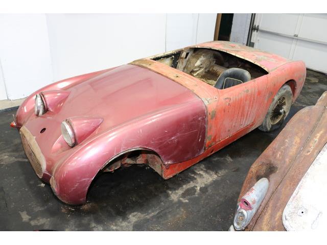1960 Austin-Healey Bugeye Sprite | 942302